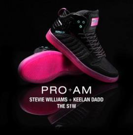 Keelan Dadd's PRO + AM S1W