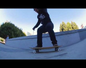 Kelvin Hoefler Insane Kickflip Back lip