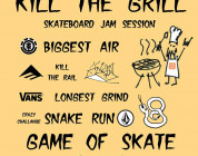 """Kill The Grill"" w krakowskim Pool Forum."