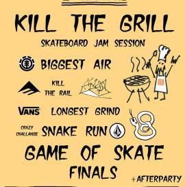"""""""Kill The Grill"""" w krakowskim Pool Forum."""