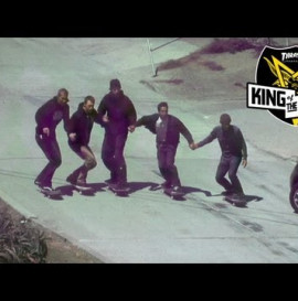 King of the Road 2012: AWS Edit