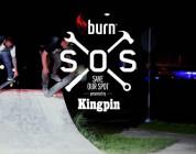 Kingpin X Burn SOS - Warsaw