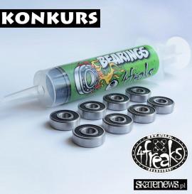 Konkurs 4 Freaks x Skatenews.