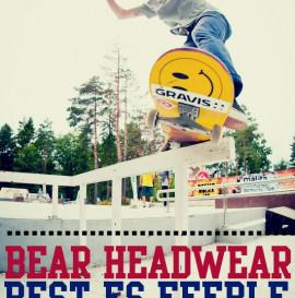 konkurs Bear Headwear