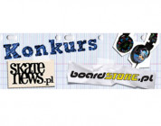 KONKURS sklepu boardSTORE.pl i portalu SKATENEWS.pl