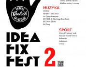 Kraków - Idea Fix Fest - Jam na mini.