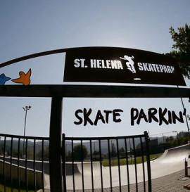 Krooked Mike Anderson and Dan Drehobl Skate Parkin'