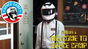 Krux Space Camp: Episode 1