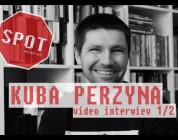Kuba Perzyna - video interwiev (1/2)