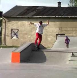 Kuba&Yelen skatepark montage