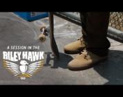 Lakai Footwear: A Session in the New Riley Hawk