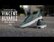 LAKAI: VINCENT ALVAREZ SHOE ROLLOUT