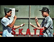 LAMONT HOLT VS. LAMONT HOLT - CLON3S GAME OF S.K.A.T.E !!