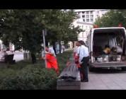 Legalizacja skateboardingu na Placu Grzybowskim (15.07.2013)