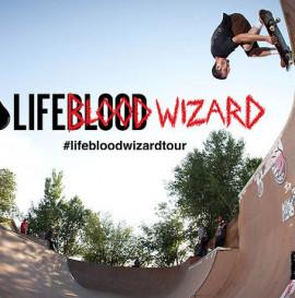 Lifeblood X Blood Wizard Summer Tour - Part 2