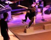 Live Jazz + Skateboarding