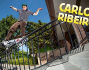 LRG AND THRASHER PRESENT CARLOS RIBEIRO