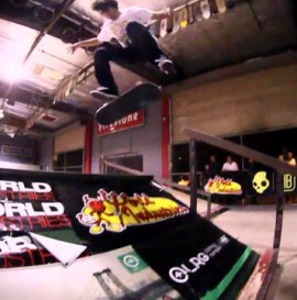 LRG Demo at Skate Lab