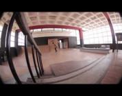 Luan de Oliveira no Matriz Skate Spot 2014