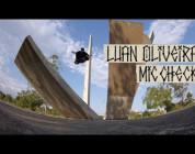 Luan Oliveira Mic Check