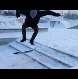 Maciej Wieczorek- skate every day