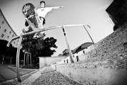 Maciek Trojanowski / fs boardslide