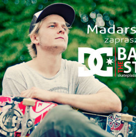 Madarse Apse zaprasza na DC Back To The Streets