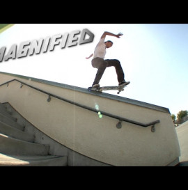 Magnified: Corey Glick