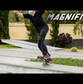 Magnified: Madars Apse