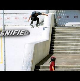 Magnified: Milton Martinez