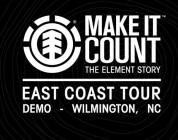 Make It Count  - demo Tour Wilmington