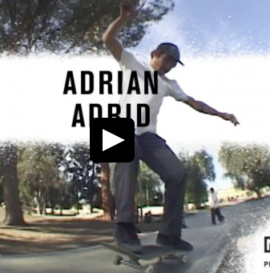 Manny Mondays: Adrian Adrid