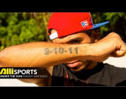 Manny Santiago 9-10-11 Tattoo Story - AlliSports Under The Gun