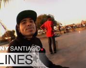 Manny Santiago - 9 LINES