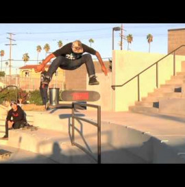 Manny Santiago Welcome to Bliss Wheel Co.