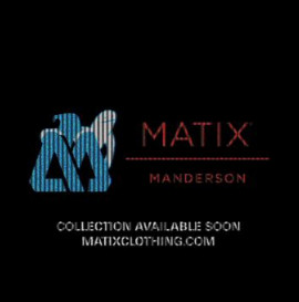 MATIX | Mike Anderson X Krooked Commercial