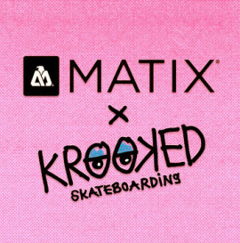 Matix X Krooked : Mike Anderson