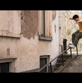 Mauro Ruberto for Chocolate Skateboards (NL)