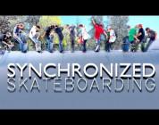 METRO - SYNCHRONIZED SKATEBOARDING 2