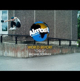 Michael Sommer   Almost World Report: Oslo
