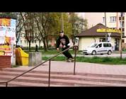 """Michał Mazur part z """"Wyszponcone chłopaki"""" by Skatehead"""