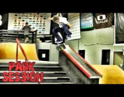 MICKY PAPA, CHRIS JOSLIN & KANE SHECKLER - NIGHT SESH AT SHECKS PARK