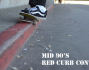 MID 90's RED CURB CONTEST