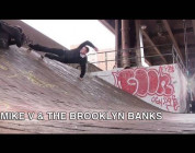 """MIKE VALLELY - """"Mike V & The Brooklyn Banks"""" (2010)"""
