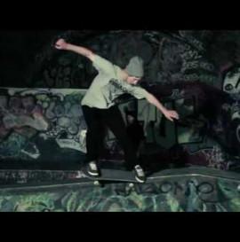 Mile End Skatepark-Night Time Edit