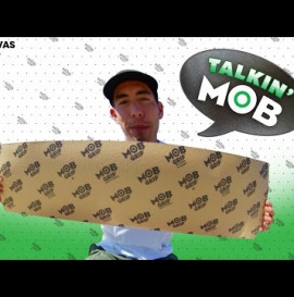 Miles Silvas: Talkin MOB at Mather Park