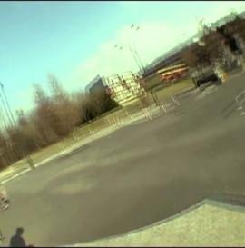 Miłosz Rebeś - Creme Skateboards