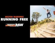 Milton Martinez: Bronson RAW | Runnin' Free | Next Generation Bearings