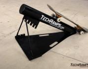 Mobilny Pole Jam od Techramps - prototyp