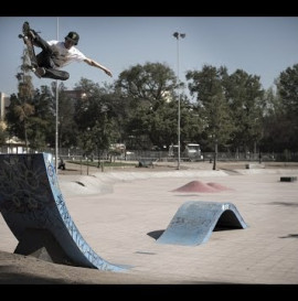 Monster Energy: Rey De Reyes Chilean Skate Trip